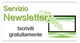 Iscriviti alle nostre newsletter <strong>gratuitamente</strong>